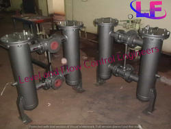 Dual Type Strainers