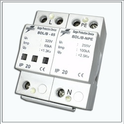 jmv class b surge protection device 1 phase bdl b 1npe