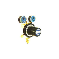 Double Stage Gas Regulator for Oxygen