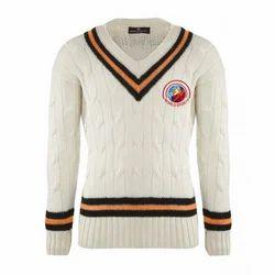 Cricket Sweater Manufacturer In Delhi Cricket Full Sleeves Sweater