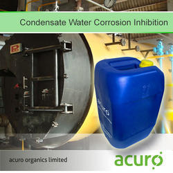 Condensate Water Corrosion Inhibition