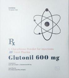 Glutonil 600 Glutathione Iv