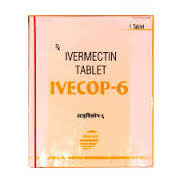 Ivecop - 6 mg Tablet