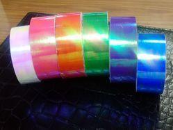 Hula Hoops Iridescent Tape