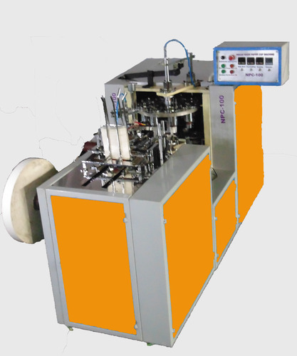 Juice Cup Making Machine