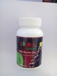 Double Stemcell, Anti Aging 60 Tablets