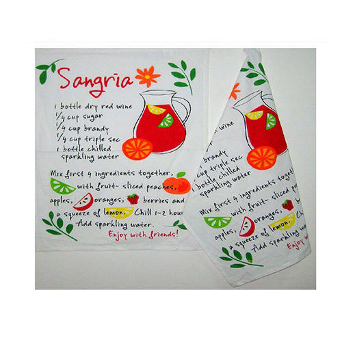 100 % Cotton Flour Sack Kitchen Towel