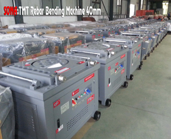 TMT Rebar Bending Machine 40mm