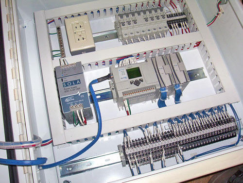 software control panel board plc lab view manufacturer from rh indiamart com