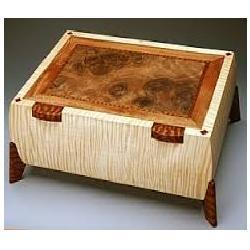 Jewelry Box Handmade Wooden Jewelry Box Manufacturer from Hyderabad