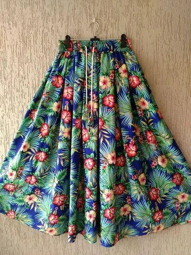Long Maxi Skirt