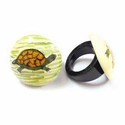 Ladies Wooden Ring