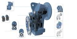 Parallel Shaft Helical Gear Box