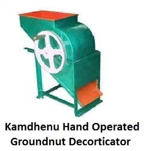 Hand or Manually Operated Groundnut or Peanut Decorticator