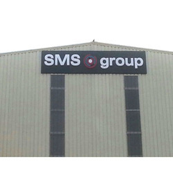 Company Logo Sign Board