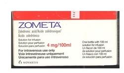 Zometa Injection 4mg