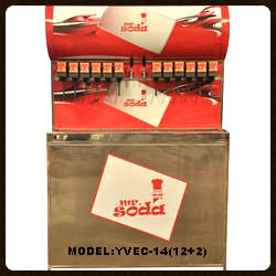 Soda Pub Vending Machine YVEC-14(12 2)