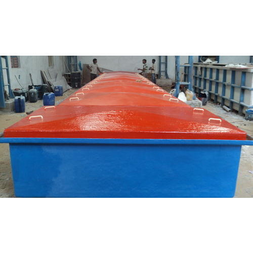 FRP Acid Pickling Tank