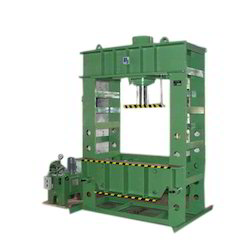 Workshop Type Hydraulic Press