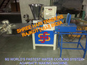 6G High Speed Water Cooling System Agarbatti Making Machine
