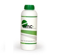 Tile and Concrete Cleaner