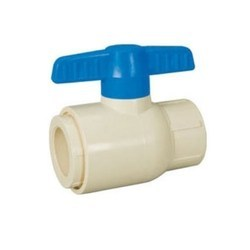 CPVC Ball Valves And Fittings