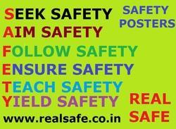 Safety Slogans Posters