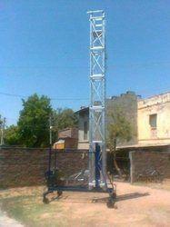 Aluminum Tiltable Tower Ladder