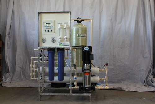 RO 500 LPH Water Treatment Plant
