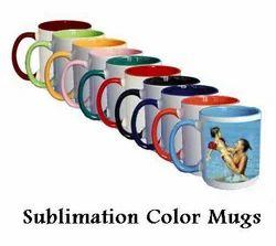 Sublimation Color Mugs - Sublimation Two Tone Mugs