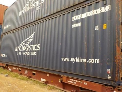 40' HQ Container
