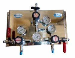 SS Gas Cylinder Manifold