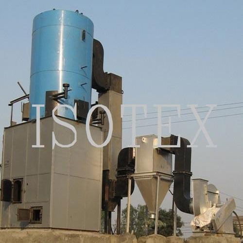 Ecotherm Solid Fuel Vertical Thermic Fluid Heater