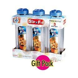 Sip n' Fit 3pc Set Pet Bottle