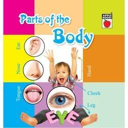 My Soft Wonder- Parts Of The Body