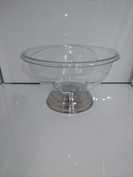 Ice Bucket In Glass
