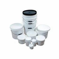 Plastic Pesticides Buckets