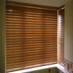 Wooden Venetian Blinds Approx Rs 200 Square Feet