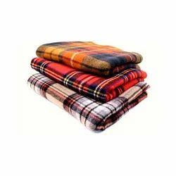 Wool Striped Blanket