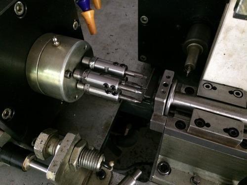 Multi Head Drilling SPM Machine