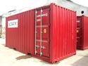 ISO Steel Shipping Containers