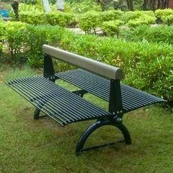 Siamese Outdoor Bench