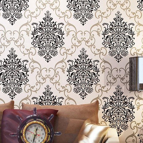 Designer Wallpaper Living Room Wallpaper Manufacturer From Delhi