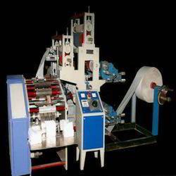 Automatic Multi Size Paper Napkin Making Machine