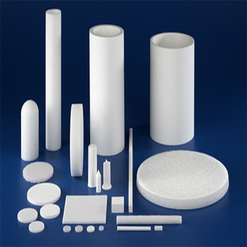 Sintered Porous Plastic Filters Candles, Rods, Disc, Sheets