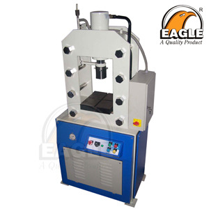 God & Silver Coin Making Machine