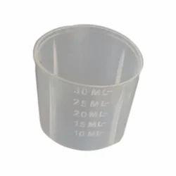 Plastic Measuring Cap