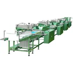 Japanese Tahio Brand Multi Color Screen Printing Machinery