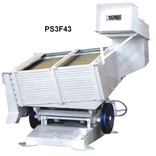Paddy Separator DLX6 Tray