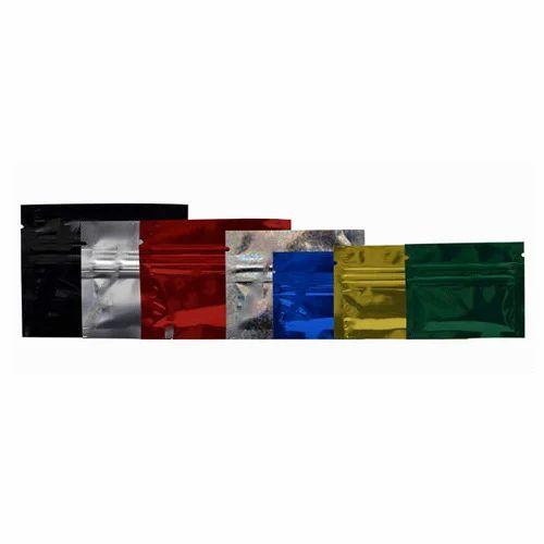 Three Side Seal Bags